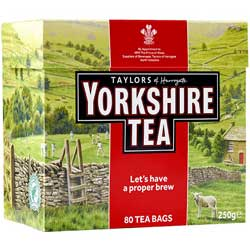 Yorkshire Tea Coupons